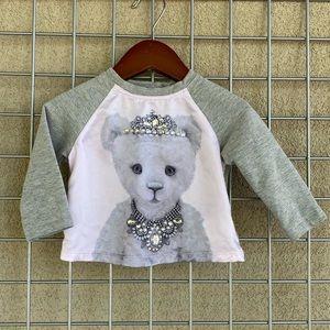 Baby Girls Embellished Rhinestones Sweater 12M